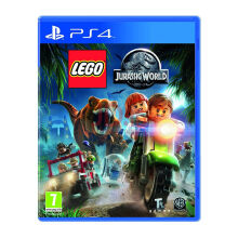 SONY PS4 Game LEGO Jurassic World - Reg 2