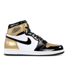 NIKE - AIR JORDAN 1 RETRO HIGH OG NRG GOLD TOP 3