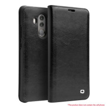 Ultra-thin Flip Genuine Leather Protective Cover for Huawei Mate 10/10 Pro
