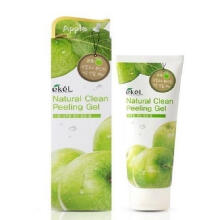 Ekel Apple Peeling Gel 180ml Transparent and Black