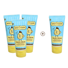 BEBE ROOSIE Telon Cream 60 gr Bundle - Buy 3 Get 1
