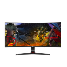 LG 34UC89 34 inch 21:9 UltraWide® 144hz Full HD IPS Curved LED Gaming Monitor with G-SYNC™ (HDMI & Display Port)