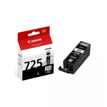 Canon PGBK-725 Black Ink Cartridge - Black