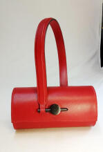 ZUSI Halo Fashion Special Round Shoulder Bag - Red