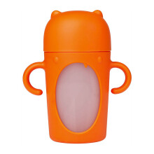 BOON Modster Sippy Cup 10oz - Orange
