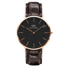 Daniel Wellington Classic Black York - 40mm
