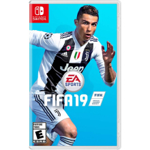 NINTENDO Switch Game - FIFA 19