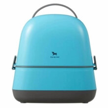 Pot De Miel Lunch Box Blue