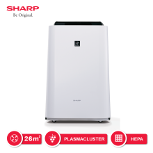 Sharp Air Purifier KC-D40Y-W