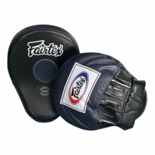 FAIRTEX Ultimate Focus Mitts - BlackBlue (Pair) FMV9