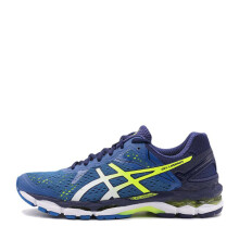 Asics Sepatu GEL-LUMINUS Men's Light Breathable Damped Sneakers Running Shoes T62UQ-4907
