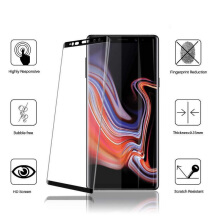 Keymao Samsung Galaxy Note 9 3D+Edge screen protector Tempered Glass Full Cover Hard