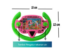 Toys Festival Mainan Tradisional Game Air Seri Setir Multicolor