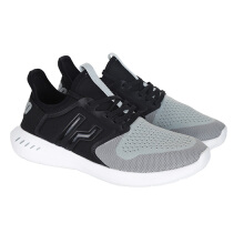 PIERO SNEAKERS LEGION Z1 KNIT - BLACK/GREY/WHITE