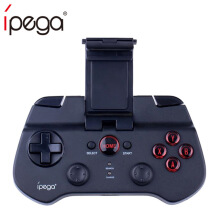 IPEGA PG-9017S Wireless Gamepad Bluetooth Game Controller Gaming Joystick for Android/Tablet/PC Smartphone TV Box Black