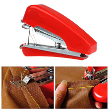 Honana WX-T32 Portable Hand-Held Mini Sewing Machine Clothes Fabric Pocket For DIY Needlework