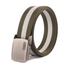 AWMEINIU Original fashion belt outdoor travel smooth buckle belt