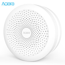 Original Xiaomi Mijia Aqara Hub ,Xiaomi Mi gateway with Led night light Smart work with For Apple Homekit