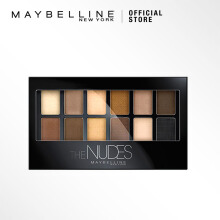 MAYBELLINE The Nudes Eyeshadow Palette Black