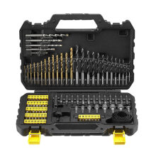 Stanley Drilling Set 100 Pieces Accessories STA88548