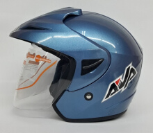 AVA Cruiser Helm Half Face - Blue L