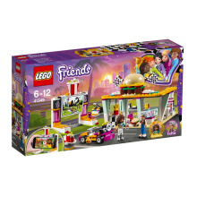 LEGO Friends Heartlake Drifting Diner 41349