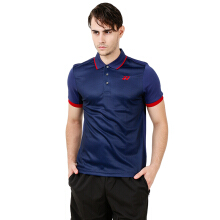 YONEX Men's Polo T-Shirt - Patriot Blue PM-G017-904-28B-17-S