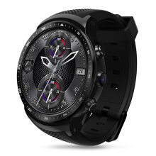 Zeblaze THOR PRO 3G Smartwatch Phone 1.53 inch Android 5.1 MTK6580 Quad Core 1.0GHz 1GB RAM 16GB ROM GPS Touch Screen Bluetooth  BLACK