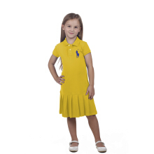POLO RALPH LAUREN - Lacoste Spandex Pleated Polo Dress