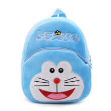 COZIME Cartoon Kids Boys Girls Plush Backpacks Baby Cute Children School Bags Multicolor