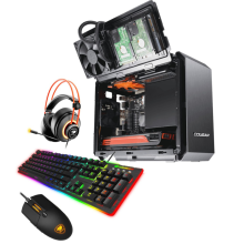Cougar Ryzen 3 Paket New PC/Komputer Gaming