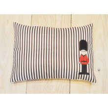 Cribcot Embr Pillowcase 36 x 28 cm - London