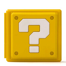 NINTENDO Switch Card Case Question - Yellow