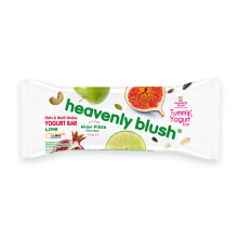 HEAVENLY BLUSH Tummy Yogurt Bar Lime 25gr
