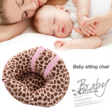Back Support Seat Baby Dining Chair Cushion Pillow U Shaped Cuddle Baby Seat