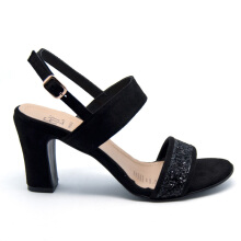 FLY SHOES Olivia 7264 Black