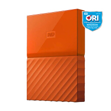 WD My Passport Portable 2TB 2.5