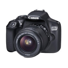 Canon EOS 1300D Kit 18-55mm IS II Black