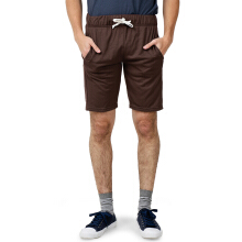 STYLEBASICS Men's Shorts Basic - Dark Brown