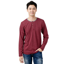 CRESSIDA Red Long Sleeves Tee [157L361M] - Red