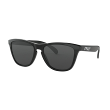 Oakley Sunglass FROGSKINS - OO9245-01 - Polished Black Grey Size 54