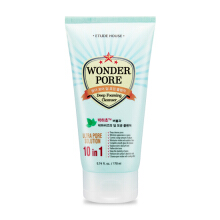 Etude House Wonder Pore Deep Foaming Cleanser Cleansing Facial Foam - 170ml
