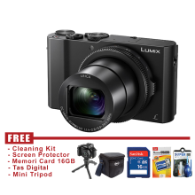 Panasonic Lumix DMC - LX10 Digital Camera