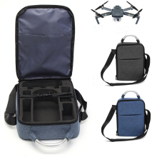 Drones Bag for DJI?Mavic?Pro?Drone Portable Bag Shoulder Carry Case Storage Bag With Liner Backpack Blue Black Black