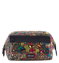 Sakroots Carryall Cosmetic Pouch Rainbow Spirit Desert