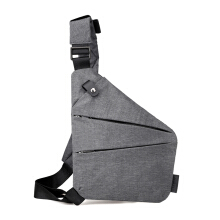 Aosen Men's Excellent Casual Chestpack Outdoor Cycling Small Shoulerbag