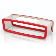BOSE SoundLink Mini bluetooth audio cover in red