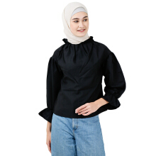 COVERING STORY Amoruso Victorian Top G - Black [All Size]