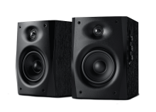 Swans D1010IV High End Active Desktop Speaker - Black