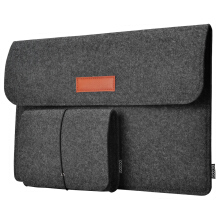 Jantens Soft Sleeve Laptop Bag Case 13.3 inch